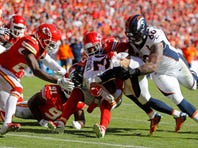 Chiefs complete season sweep of Broncos with 30-23 victory