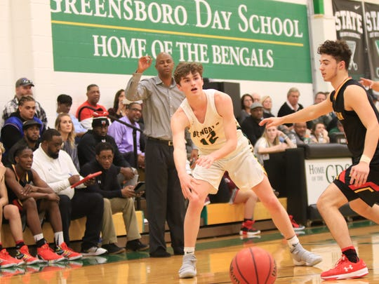 Carson McCorkle of Greensboro Day School reclassified for early graduation and is verbally committed to Virginia.