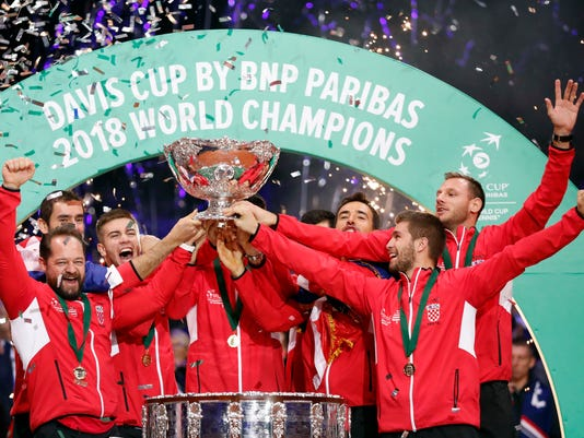 Davis Cup organizers downplay criticism from French players