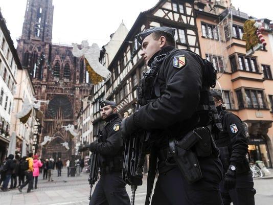 France Shootings