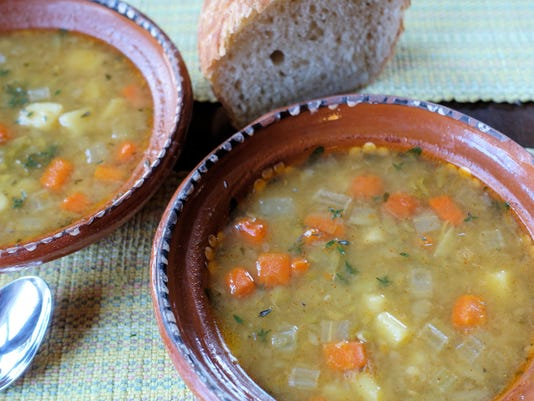 JF Split pea soup