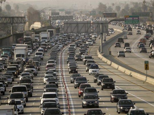 Pay to drive LA
