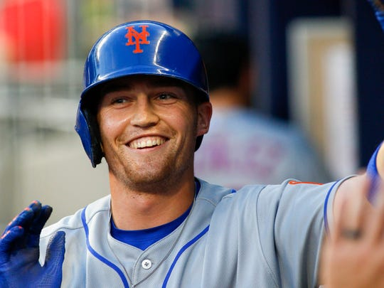 USP MLB: NEW YORK METS AT ATLANTA BRAVES S BBN ATL NYM USA GA