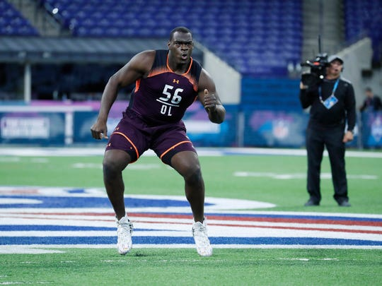 2019 NFL draft: 1 offensive tackle in each round for Chargers