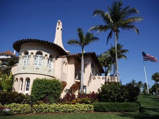President Donald Trump's Mar-a-Lago club is seen in this March 22, 2019 file photo.