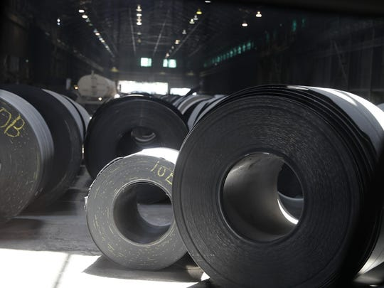 President Donald Trump's decision last year to tax imported steel tested the limits of his legal authority, strained relations with key U.S. allies and imposed higher costs and uncertainty on much of American industry.
