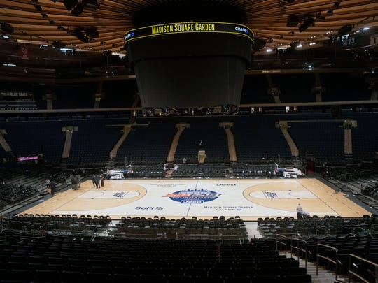 Msg Event Workers To Be Paid Through The Week Temps Being Laid Off