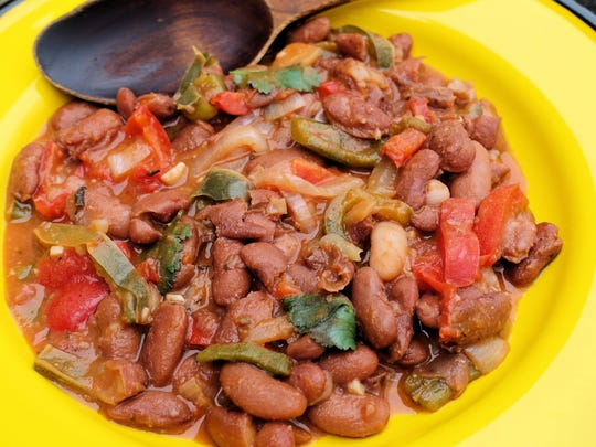 """Mexican-style beans are just one option for the dried beans hanging out in the pantry. Try to use up dried beans within a year after purchase — if you don't, well, that's """"tough beans."""""""