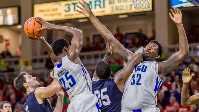 With 39.1 boards per game, UNF leads the ASUN in rebounding. FGCU is fifth in conference rebounding. Board play likely will play a huge role in Wednesday's early showdown in Jacksonville.