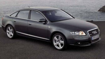 Image of the model of Audi that may have hit the teenager in Englewood.