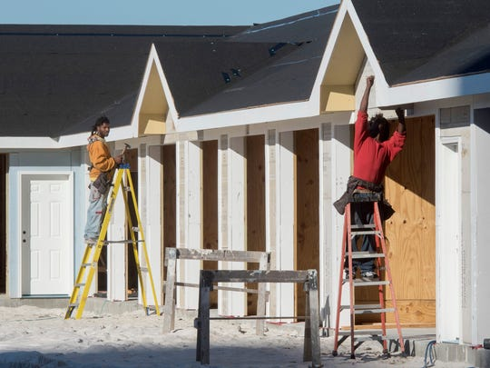 Perdido Key sees growth and new construction under strict habitat plan, on Dec. 12, 2017.