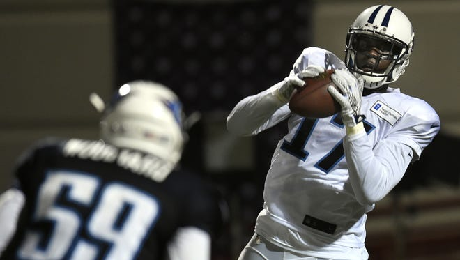 Dorial Green-Beckham made his NFL debut on Friday night.