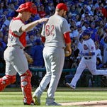 Reds Recap: Cubs feast on Reds pitching