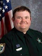 Brevard Sheriff's Deputy Taner Primmer