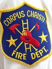 Corpus Christi Fire Department badge