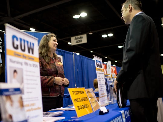 The Bay Area Career Expo has spaces available for businesses