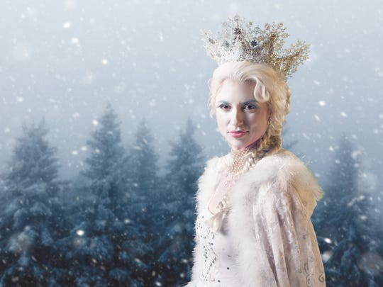 """Katie Fanning plays the title character in ASF's production of """"Snow Queen."""""""