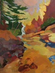 """Autumn"" by Lynne Friedman."