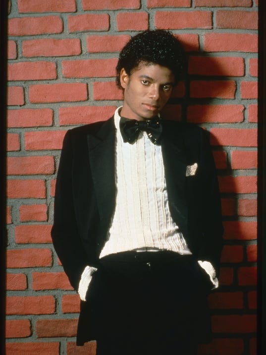 Reissue Of Michael Jackson S Off The Wall Includes Spike