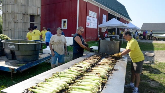 Corn lovers will be returning to Canton's Preservation Park for the annual Lions Club corn roast.