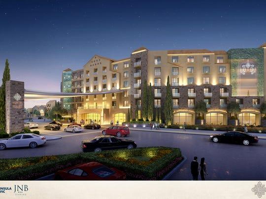 Lago Resort and Casino