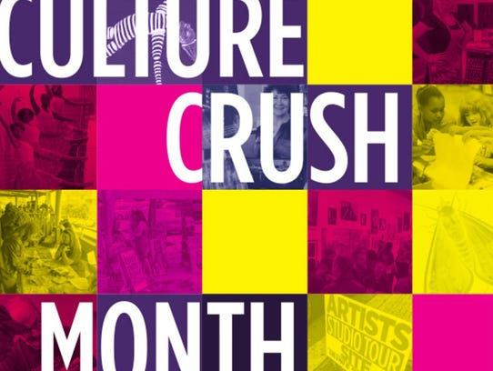 April is Culture Crush month.