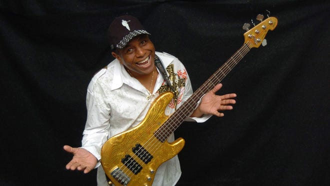 """The Blues Down Under Concert Series presents """"Biscuit"""" Miller and the Mix on Saturday at Cartoons, 1614 S. Glenstone Ave. Doors open at 7 p.m. Tickets are $10 in advance at Cartoons or Kaleidoscope or $13 at the door."""