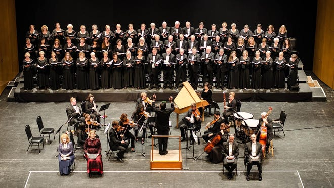 Experience the beauty and majesty of Handel's beloved oratorio Messiah with the Choral Society of Pensacola at 7:30 tonight.