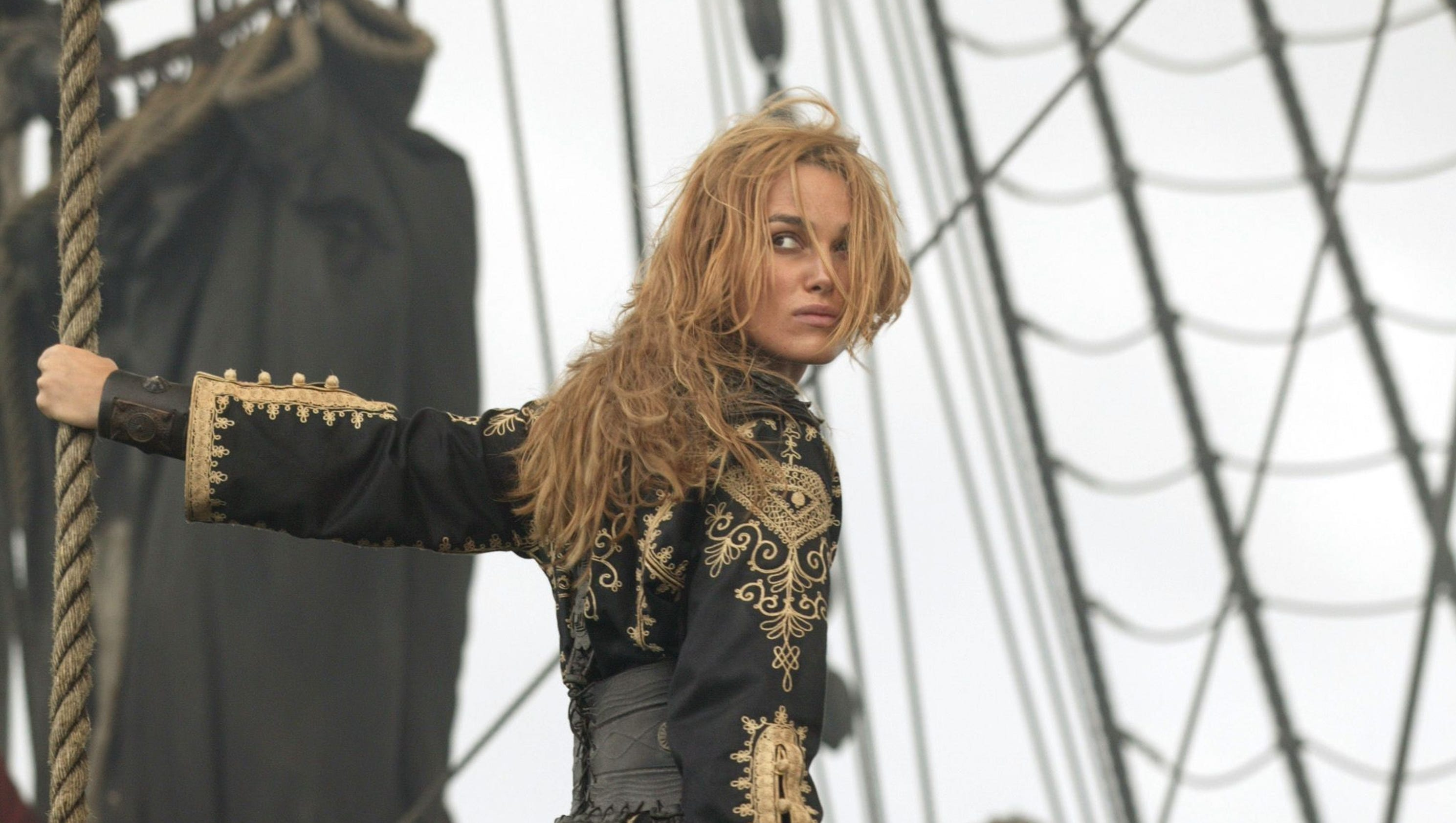 How Keira Knightley finally boarded \'Pirates of the Caribbean\'