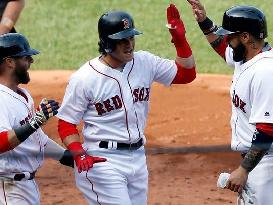 MLB: Pittsburgh Pirates at Boston Red Sox