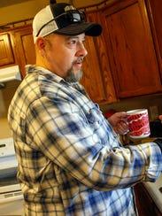 Rexnord employee John Feltner of Greenfield, Ind.,
