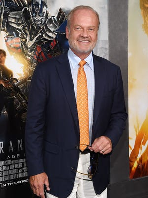 """NEW YORK, NY - JUNE 25:  Kelsey Grammer attends the New York Premiere of """"Transformers: Age Of Extinction"""" at the Ziegfeld Theatre on June 25, 2014 in New York City.  (Photo by Larry Busacca/Getty Images for Paramount) ORG XMIT: 497092851 ORIG FILE ID: 451239282"""