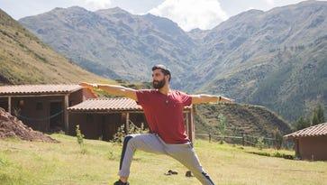 Medina: Yoga can bring a welcome change
