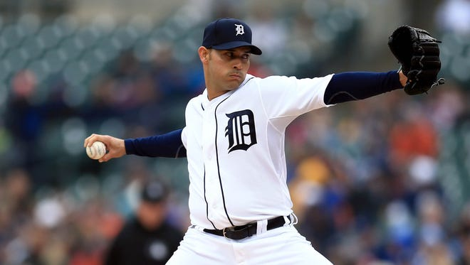 Anibal Sanchez tossed 6.2 shutout innings during the streak.