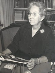Mamie Raborn founded the Economics Department at Midwestern University. The Raborn Center for Economic Education at Midwestern State University is named for her..