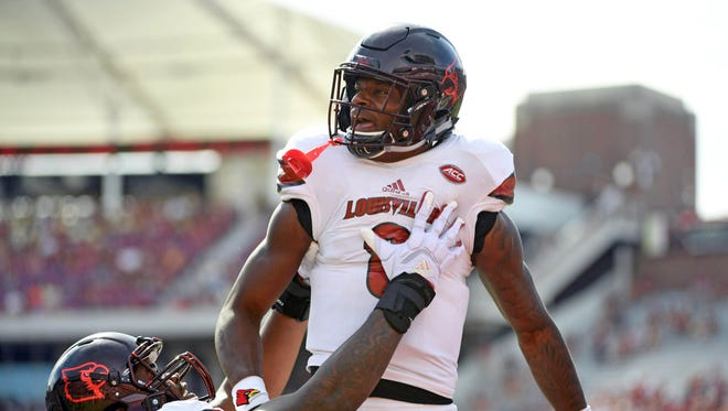 NFL mock draft: Could Arizona Cardinals trade down and land Lamar Jackson in the first round of the 2018 NFL draft?