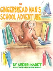 Maret's latest book is illustrated by Emily McMichael, a 2015 graduate of Shippensburg Area Senior High School.