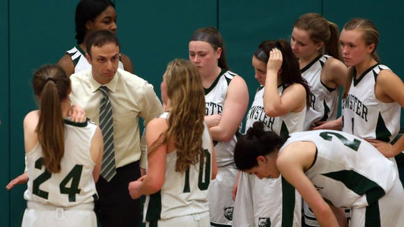 Brewster defeated Pelham 51-41 in a girls basketball