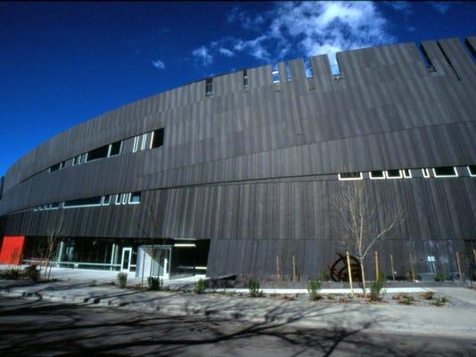 Nevada Museum of Art exterior