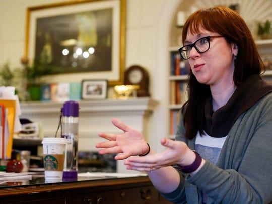 Rev. Jenn Simmons talks about why Rev. Kevin Cravens-Koch,