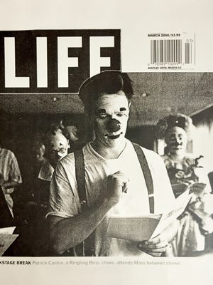 Pat Cashin appeared in Life Magazine.