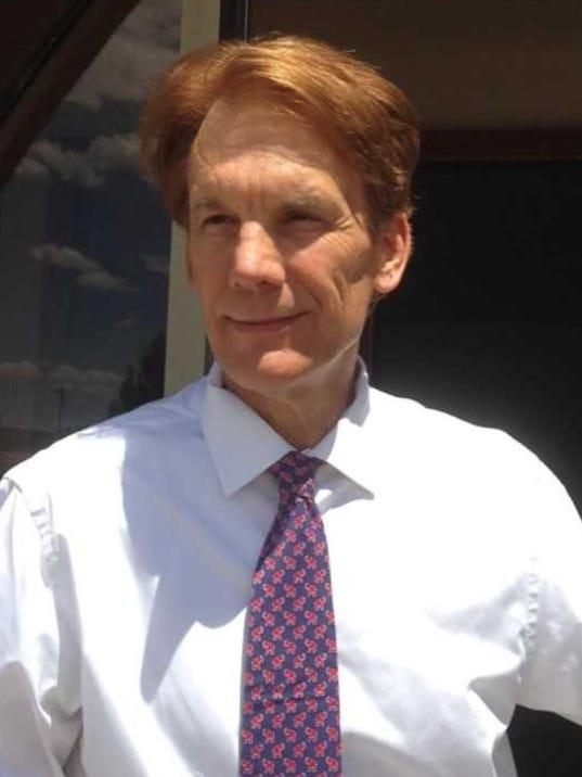 Chris Mathys Republican NM PRC Dis 5 candidate photo