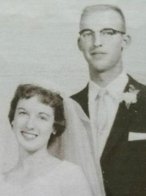 Darboy residents Roger and Vanice Sprangers were married Sept. 29, 1958