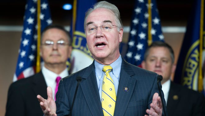 House Budget Committee Chairman Tom Price, R-Ga.