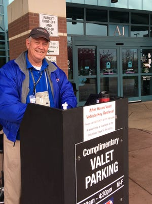 Ron Woolworth's life was touched when he was a patient at Medical Center of the Rockies. As a UCHealth valet attendant and a volunteer, he tries to make a difference in the lives of patients and visitors.