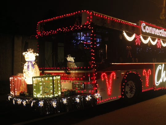 The 25th annual Festival of Lights Holiday Parade takes place at 7 p.m. Saturday, Dec. 12, in Keizer.