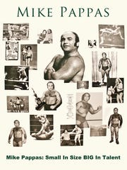 "Manoli Savvenas wrestled under the name ""Mike Pappas."""