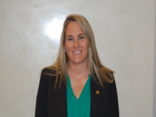 Provident Bank named Danielle Wray of the Colonia section
