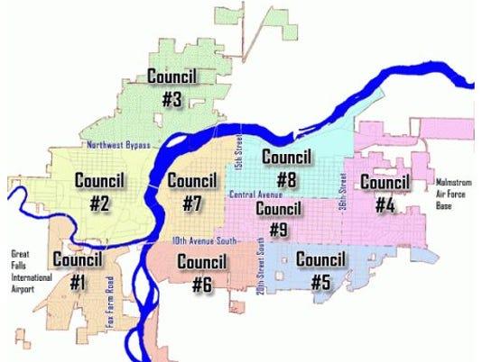 neighborhood council map