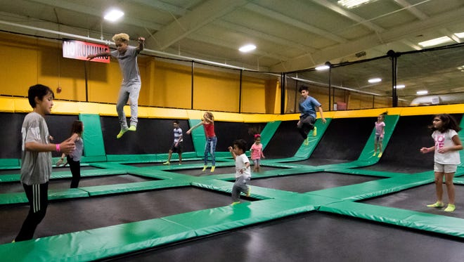 San Angelo will soon have an Ultimate Air Trampoline Park, according to the company's owner.